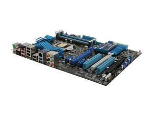 ASUS P8P67 PRO (REV 3.1) LGA 1155 Intel P67 SATA 6Gb/s USB 3.0 ATX Intel Motherboard