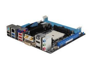 ASUS F1A75-I Deluxe FM1 AMD A75 (Hudson D3) SATA 6Gb/s USB 3.0 HDMI Mini ITX AMD Motherboard