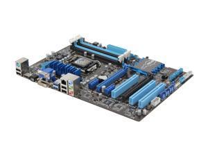 ASUS P8H77-V LE LGA 1155 Intel H77 HDMI SATA 6Gb/s USB 3.0 ATX Intel Motherboard