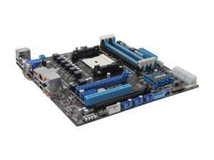 ASUS F2A85-M/CSM FM2 AMD A85X (Hudson D4) SATA 6Gb/s USB 3.0 HDMI Micro ATX AMD Motherboard