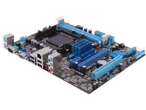 Asus M5A78L-M LX3 Desktop Motherboard - AMD 760G Chipset - Socket AM3+