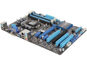ASUS P8Z77-V LX LGA 1155 Intel Z77 HDMI SATA 6Gb/s USB 3.0 ATX Intel Motherboard
