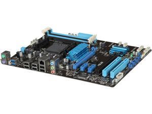 ASUS M5A97 LE R2.0 AM3+ AMD 970 SATA 6Gb/s USB 3.0 ATX AMD Motherboard with UEFI BIOS