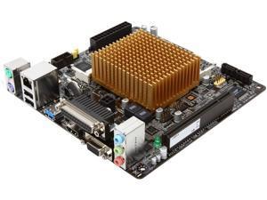 ASUS J1800I-A Intel Celeron Dual-Core J1800 Mini ITX Motherboard / CPU / VGA Combo