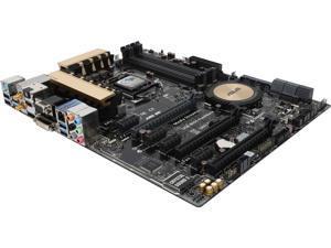 ASUS Z97-PRO(Wi-Fi ac) LGA 1150 Intel Z97 HDMI SATA 6Gb/s USB 3.0 ATX Intel Motherboard