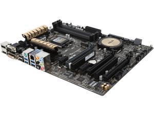 ASUS Z97-A LGA 1150 Intel Z97 HDMI SATA 6Gb/s USB 3.0 ATX Intel Motherboard