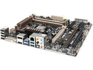 ASUS GRYPHON Z97 LGA 1150 Intel Z97 HDMI SATA 6Gb/s USB 3.0 Micro ATX Intel Motherboard