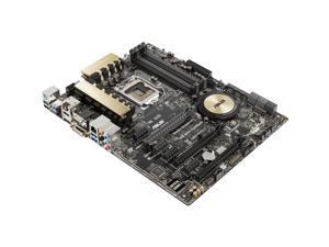 ASUS Z97-PRO LGA 1150 Intel Z97 HDMI SATA 6Gb/s USB 3.0 ATX Intel Motherboard Certified Refurbished