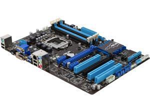 ASUS P8Z77-V LX-R LGA 1155 Intel Z77 HDMI SATA 6Gb/s USB 3.0 ATX Intel Motherboard - Certified - Grade A