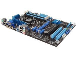 ASUS Z77-A-R LGA 1155 Intel Z77 HDMI SATA 6Gb/s USB 3.0 ATX Intel Motherboard - Certified - Grade A