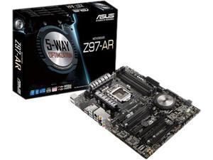 ASUS Z97-AR LGA 1150 Intel Motherboard