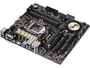 ASUS Z97M-PLUS LGA 1150 Intel Z97 HDMI SATA 6Gb/s USB 3.0 Micro ATX Intel Motherboard