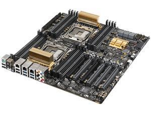 ASUS Z10PE-D16 WS LGA 2011-v3 Intel C612 PCH SATA 6Gb/s USB 3.0 SSI EEB Intel Motherboard