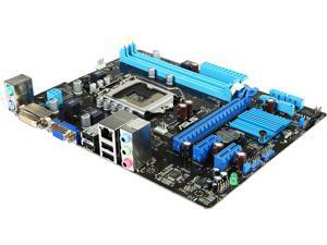 ASUS H61M-K LGA 1155 Intel H61 (B3) uATX Intel Motherboard