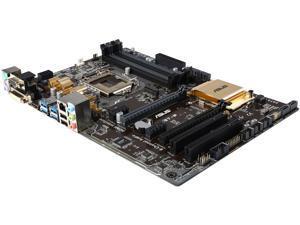 ASUS Z97-P LGA 1150 Intel Z97 HDMI SATA 6Gb/s USB 3.0 ATX Intel Motherboard
