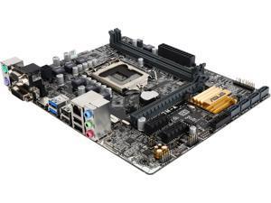 ASUS H110M-A LGA 1151 Intel H110 HDMI SATA 6Gb/s USB 3.0 uATX Intel Motherboard