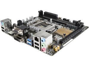 ASUS H110I-PLUS/CSM LGA 1151 Intel H110 HDMI SATA 6Gb/s USB 3.1 Mini ITX Intel Motherboard