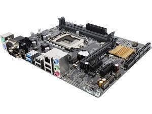 ASUS H110M-K LGA 1151 Intel H110 SATA 6Gb/s USB 3.0 Micro ATX Intel Motherboard
