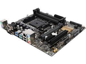 ASUS A88XM-A/USB 3.1 FM2+ AMD A88X (Bolton D4) SATA 6Gb/s 2 x USB 3.1 (teal blue) USB 3.0 HDMI Micro ATX AMD Motherboard
