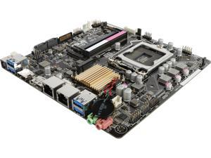 ASUS H110T/CSM LGA 1151 Intel H110 HDMI SATA 6Gb/s USB 3.1 Thin Mini-ITX Motherboards - Intel
