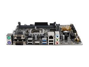ASUS - MOTHERBOARDS H110M-A/M.2 Intel H110 HDMI SATA 6Gb/s USB 3.0 Micro ATX Motherboards - Intel