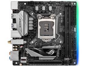 ASUS ROG Strix B250I Gaming LGA 1151 HDMI SATA 6Gb/s USB 3.1 Mini ITX Intel Motherboard