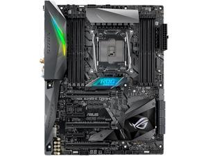 ASUS ROG STRIX X299-E GAMING LGA2066 DDR4 M.2 USB 3.1 802.11 AC WI-FI X299 ATX Motherboard for Intel Core i9 and i7 X-Series Processors