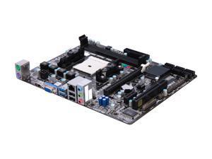 BIOSTAR Hi-Fi A85S3 FM2 AMD A85X (Hudson D4) SATA 6Gb/s USB 3.0 HDMI Micro ATX AMD Motherboard