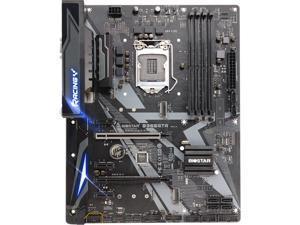 BIOSTAR RACING B365GTA LGA 1151 (300 Series) Intel B365 SATA 6Gb/s ATX Intel Motherboard