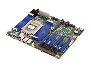 AsRock Rack EPYCD8-2T ATX Server Motherboard AMD EPYC 7002/7001 (Naples/Rome) Series SP3 LGA4094 Dual 10 GLAN
