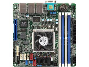 ASRock Rack C3758D4I-4L Mini ITX Server Motherboard 8 core SOC