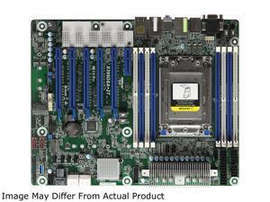 AsRock Rack X399D8A-2T ATX Server Motherboard AMD TR4 4094P AMD X399 Dual 10 GLAN
