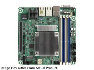 AsRock Rack EPYC3251D4I-2T Mini-ITX Server Motherboard AMD EPYC 3251 SoC 8 Cores Dual 10 GLAN