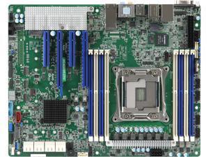 AsRock Rack WC422D8A-2T/U ATX Server Motherboard Single Socket R4 LGA 2066 Intel C422