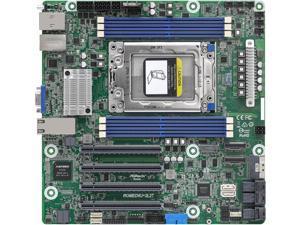 AsRock Rack ROMED6U-2L2T Micron-ATX Server Motherboard AMD SP3 (LGA4094) EPYC 7002 and 7001 series