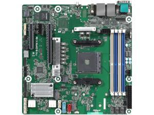AsRock Rack X570D4U micro-ATX Server Motherboard AMD AM4 PGA 1331 Dual GLAN
