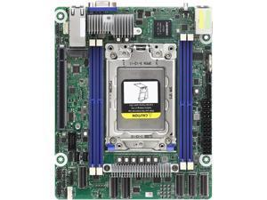 AsRock Rack ROMED4ID-2T Proprietary (Deep mini-ITX) Server Motherboard Socket SP3