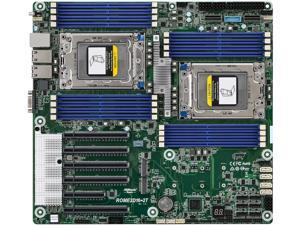 AsRock Rack ROME2D16-2T EEB Server Motherboard Dual Socket AMD SP3 (LGA4094) EPYC 7002 series Dual 10G