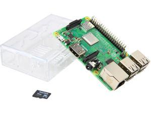 Raspberry Pi, Development Boards, Motherboards, Components