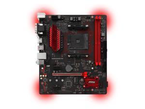 MSI B350M Gaming PRO AM4 AMD B350 SATA 6Gb/s USB 3.1 HDMI Micro ATX AMD Motherboard