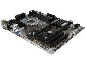 MSI Z170A PC MATE LGA 1151 Intel Z170 HDMI SATA 6Gb/s USB 3.1 ATX Motherboards - Intel