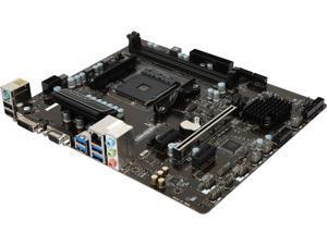 MSI PRO B350M PRO-VD PLUS AM4 AMD B350 SATA 6Gb/s USB 3.1 Micro ATX AMD Motherboard