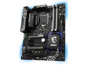 MSI Z370 KRAIT GAMING LGA 1151 (300 Series) Intel Z370 HDMI SATA 6Gb/s USB 3.1 ATX Intel Motherboard