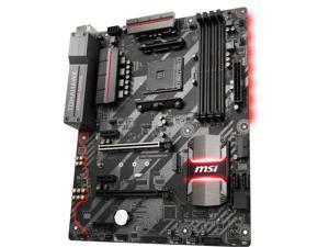 MSI B350 TOMAHAWK PLUS AM4 AMD B350 SATA 6Gb/s USB 3.1 HDMI ATX AMD Motherboard
