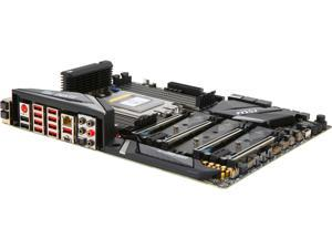MSI X399 GAMING PRO CARBON AC sTR4 AMD X399 SATA 6Gb/s USB 3.1 ATX AMD Motherboard for Ryzen Threadripper