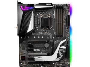 MSI MPG Z390 GAMING PRO CARBON AC LGA 1151 (300 Series) Intel Z390 HDMI SATA 6Gb/s USB 3.1 ATX Intel Motherboard