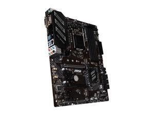 MSI PRO Z390-A PRO LGA 1151 (300 Series) Intel Z390 SATA 6Gb/s ATX Intel Motherboard