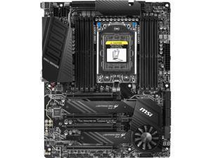 MSI PRO TRX40 PRO 10G sTRX4 AMD TRX40 SATA 6Gb/s ATX AMD Motherboard
