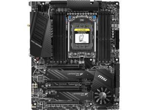 MSI PRO TRX40 PRO WIFI sTRX4 AMD TRX40 SATA 6Gb/s ATX AMD Motherboard