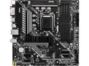 MSI MAG B460M BAZOOKA LGA 1200 Intel B460 SATA 6Gb/s Micro ATX Intel Motherboard